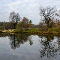 Осень на Смоленщине :: Милешкин Владимир Алексеевич