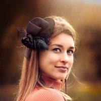 Осенний портрет :: Фотохудожник Наталья Смирнова