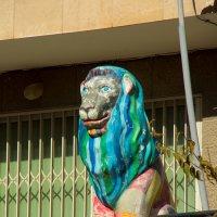 Лев - символ Иерусалима :: Игорь Герман