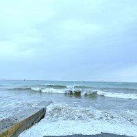 шторм на море Черном :: Антонина Владимировна