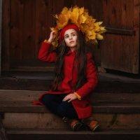 Красная Осень | Liliya Nazarova :: Liliya Nazarova
