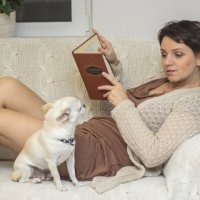 Домашнее чтение :: Юлия Николаева