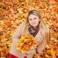 Осенняя Диана. :: Настасья Целуйко