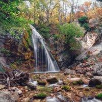 Ущелье Хапхал, р. Улу-Узень, водопад Джур-Джур. :: Mihail Mihaylov