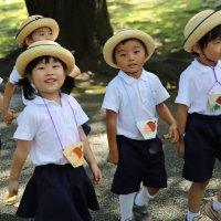 Японские дети :: Ilona An