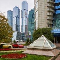 Москва деловая :: Сергей Рычков