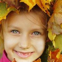 Девочка-Осень :: Анна Хотылева