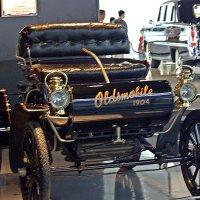 Когда  автомобили  были  молодыми . :: Виталий Селиванов