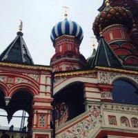 Собор Василия Блаженного :: Любовь