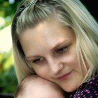 Материнская любовь :: Любовь Потравных