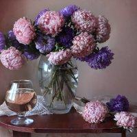 Этюд с розовым мартини :: lady-viola2014 -