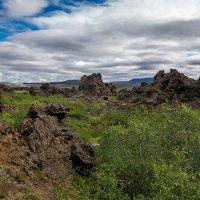 Iceland 07-2016 Dimmuborgir :: Arturs Ancans