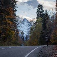 Дорога в Домбай... :: Vadim77755 Коркин