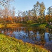 Осень в Екатерининском Парке :: Александр Кислицын