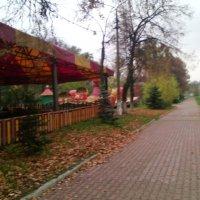 Осенний кутёж красок. :: Ольга Кривых