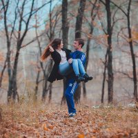 Любовь :: Максим Калинин