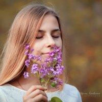 Аромат осенней сирени :: Ирина Kачевская