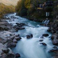 водопады руфабго :: Владимир Манин