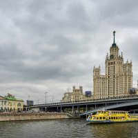 Москва открыточная :: Сергей Рычков