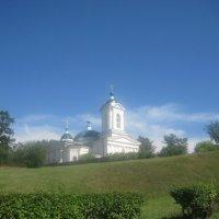 Церковь Иерусалимская :: Tatyana Kuchina