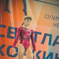 Спортивная гимнастика :: Anastasia Silver