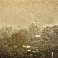 Снег :: Юрий Фёдоров