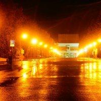 жёлтые огни :: Дмитрий Потапов