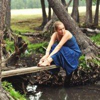 Марина в сказочном лесу :: Яна Иньская