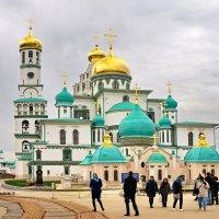 Воскресенский собор. Ново-Иерусалимский монастырь. :: Юрий Шувалов