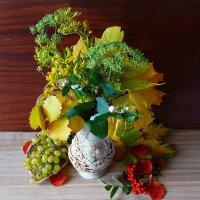 Осенние листья... :: анна нестерова