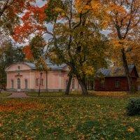 Ораниенбаумская осень :: Владимир Колесников
