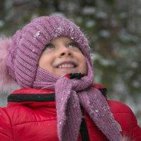 Первый снег :: Андрей Климов