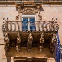 Про балконы.. :: Виктор Льготин