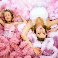 Мама и дочь :: Svetlana SSD Zhelezkina