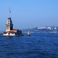 Турция. Много прелестей Стамбула с азиатского его берега :: Андрей Левин