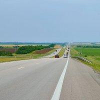 по дороге за горизонтом :: Юрий Бичеров