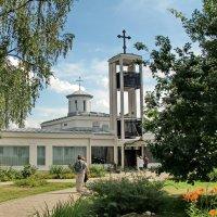 Линтуловский женский монастырь :: Олег Попков