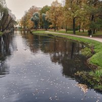 Осенний Петербург :: Алексей Михалев