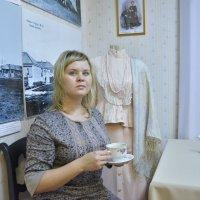 В музее города Онега. :: Марина Никулина