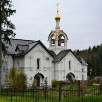 Храмовый комплекс в Катыни :: Милешкин Владимир Алексеевич