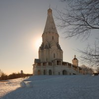 Церковь Вознесения :: Alex