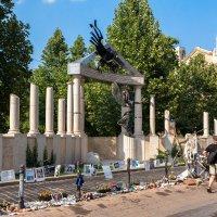 Памятник жертвам нацистской оккупации (Будапешт) :: Вадим *