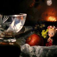 Каменный цветок и Данила-мастер :: Анатолий