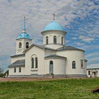 Храм Покрова Божией Матери в Тервеничах. :: Олег Попков