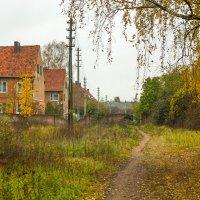 Осень на окраине :: Игорь Вишняков