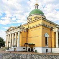 Троицкий собор Даниловского монастыря. :: Константин Поляков