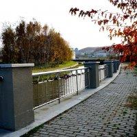 Буйство красок городских... :: Арина