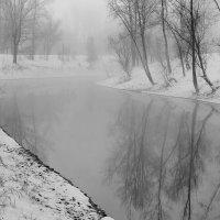 Туман :: Дмитрий Арсеньев
