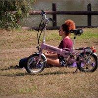 Велосипед и медитация :: Lmark