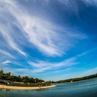 Какое небо голубое! :: Bogdan Snegureac